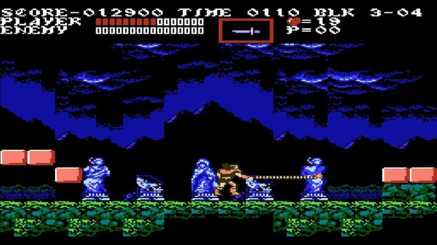 Draculas Curse Gameplay - best Castlevania games