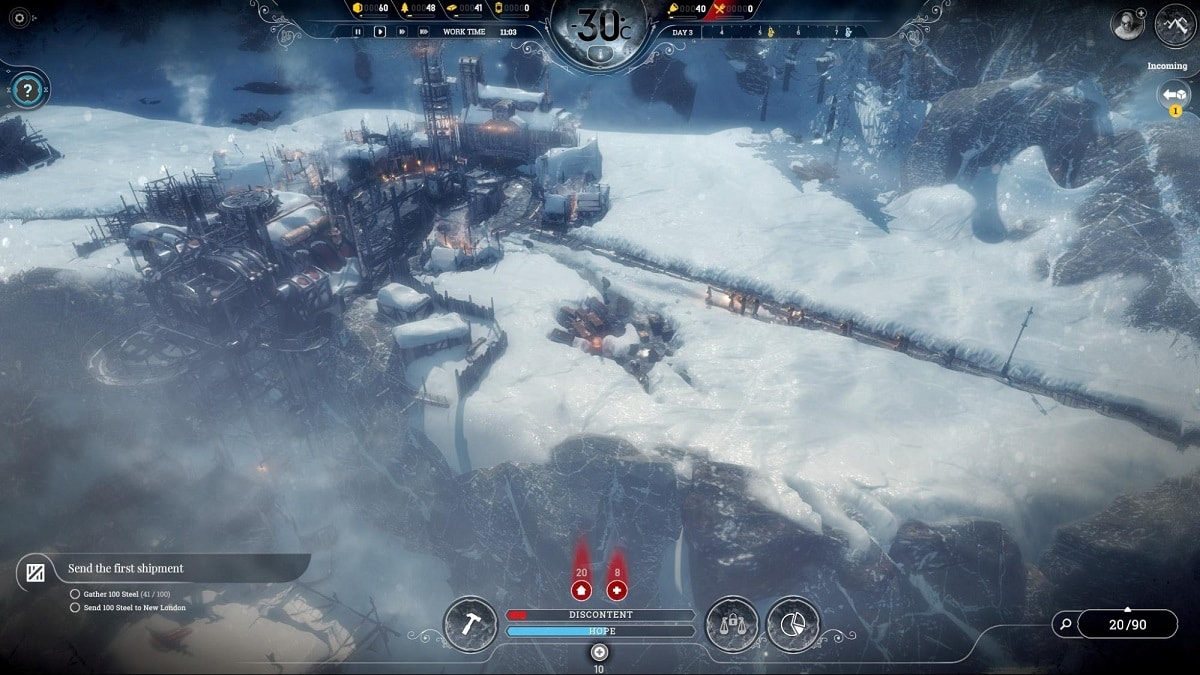 Frostpunk On the edge review 1