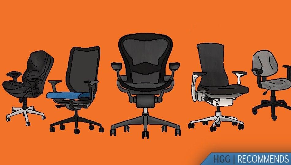 HGG Best Ergonomic Office Chairs