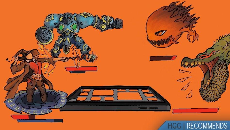 HGG Best RPGs for iOS 2020