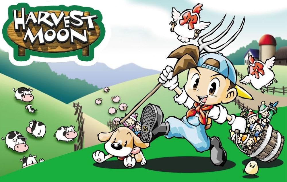 Harvest Moon Games Ranked