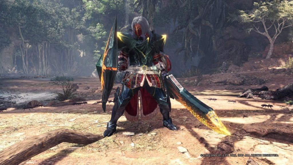 Monster Hunter World_ Iceborne best charge blade elemental dragon build