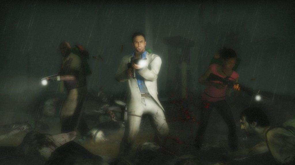 left 4 dead 2 best pve zombie game