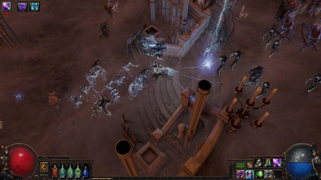 path of exile best free pve game