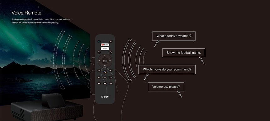 Android TV and Google Voice Remote
