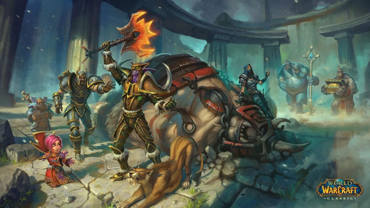 Best WoW Classic Classes Ranked