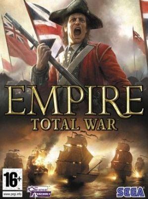 Empire Total War Box