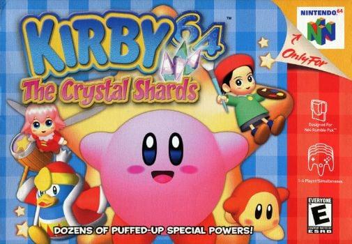 Kirby Crystal Shards