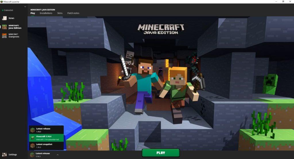 Minecraft Java Edition Mods
