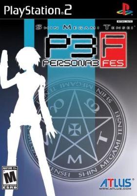 Persona 3 FES Box