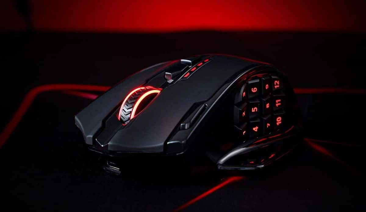 Redragon Impact Elite M913 Mouse Review