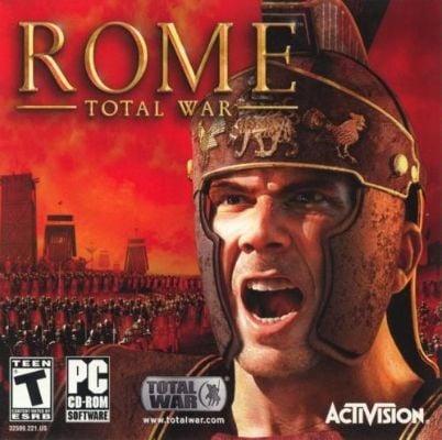 Rome Total War Box