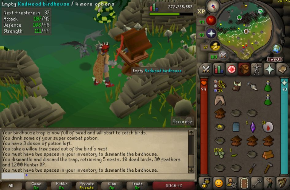 The OSRS Birdhouse Guide