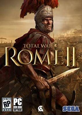 Total War Rome II Box