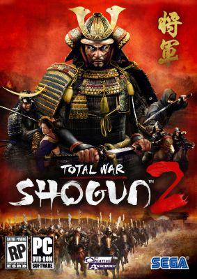 Total War Shogun 2 Box