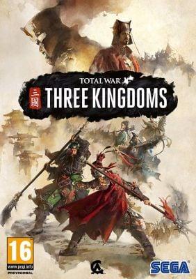 Total War Three Kingdoms Box