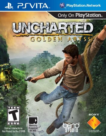 Uncharted Golden Abyss Game
