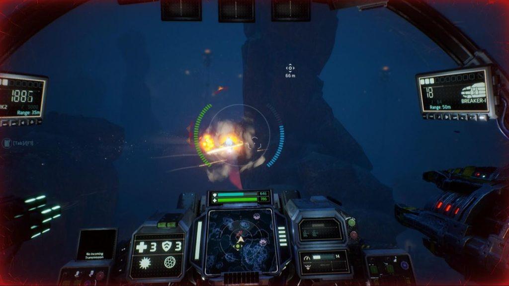 Aquanox Deep Descent 5