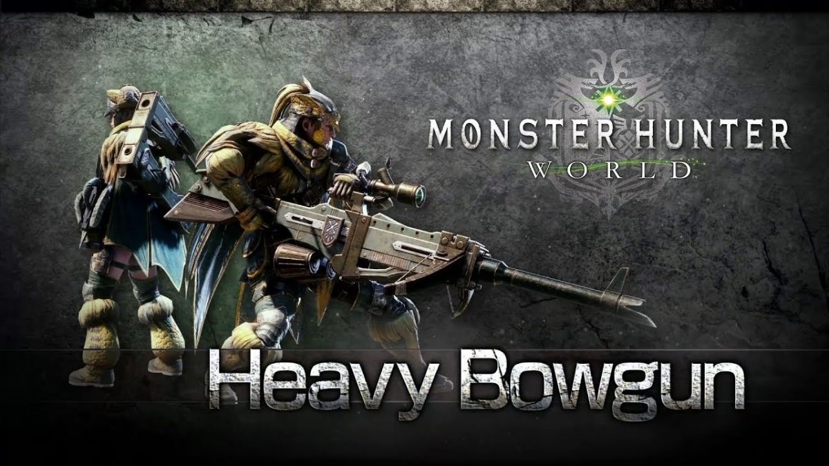 MHW: Iceborne Best Heavy Bowgun Build Guide 2020