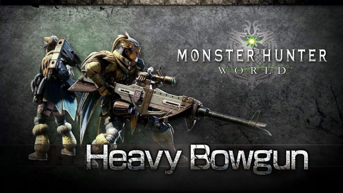 MHW: Iceborne Best Heavy Bowgun Build Guide