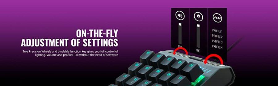 ControlPad Adjustments
