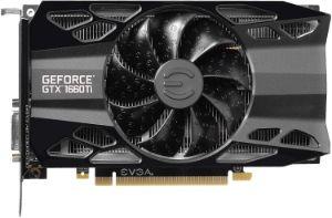 EVGA GeForce GTX 1660 Ti XC, Overclocked