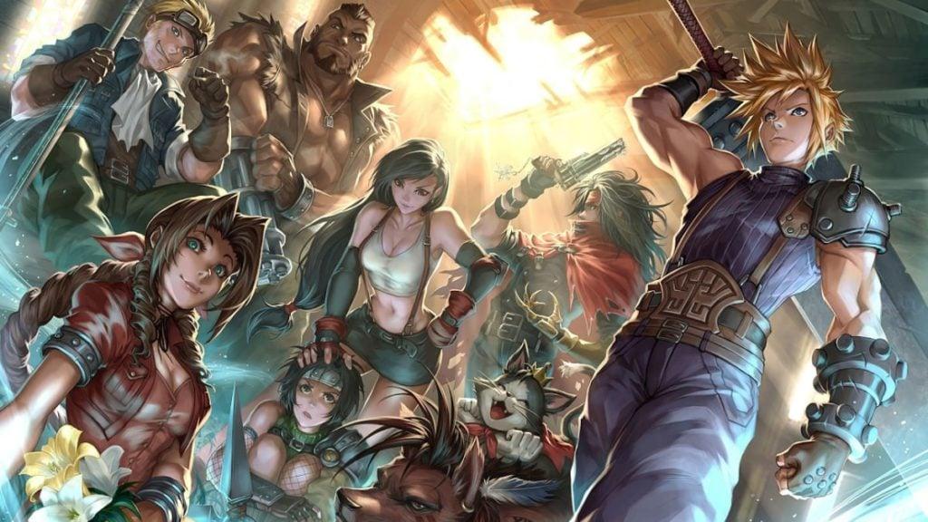 Final Fantasy Games Ranked