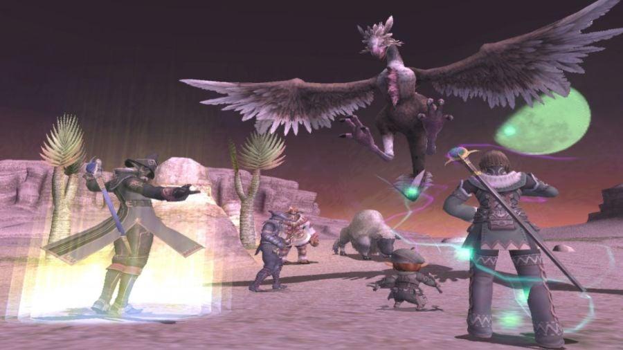 Final Fantasy XI Online Game