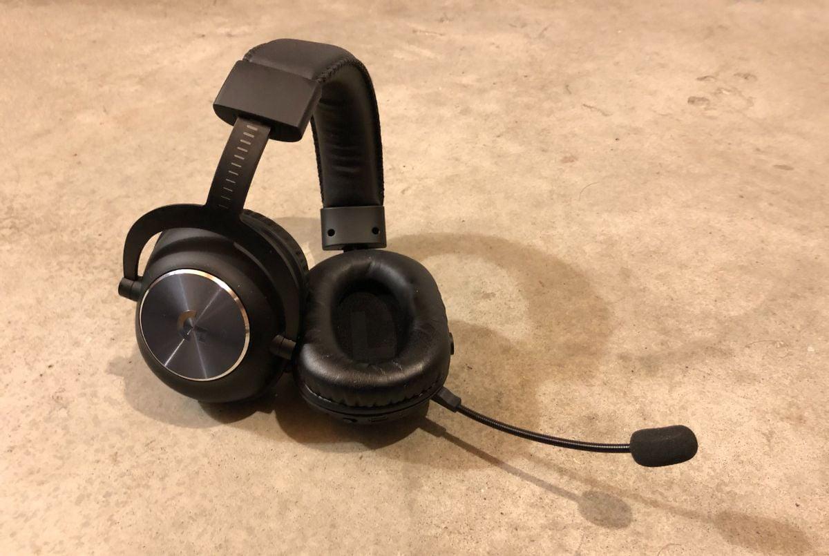 Logitech G PRO X Wireless Headset Review