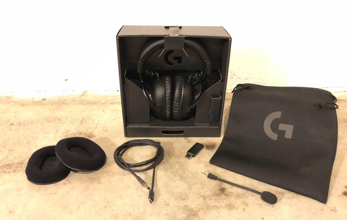 HyperX G PRO X Wireless Headset Unboxing
