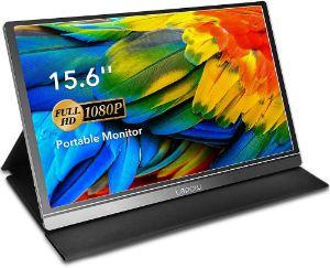 Lepow 15.6-Inch Portable Monitor