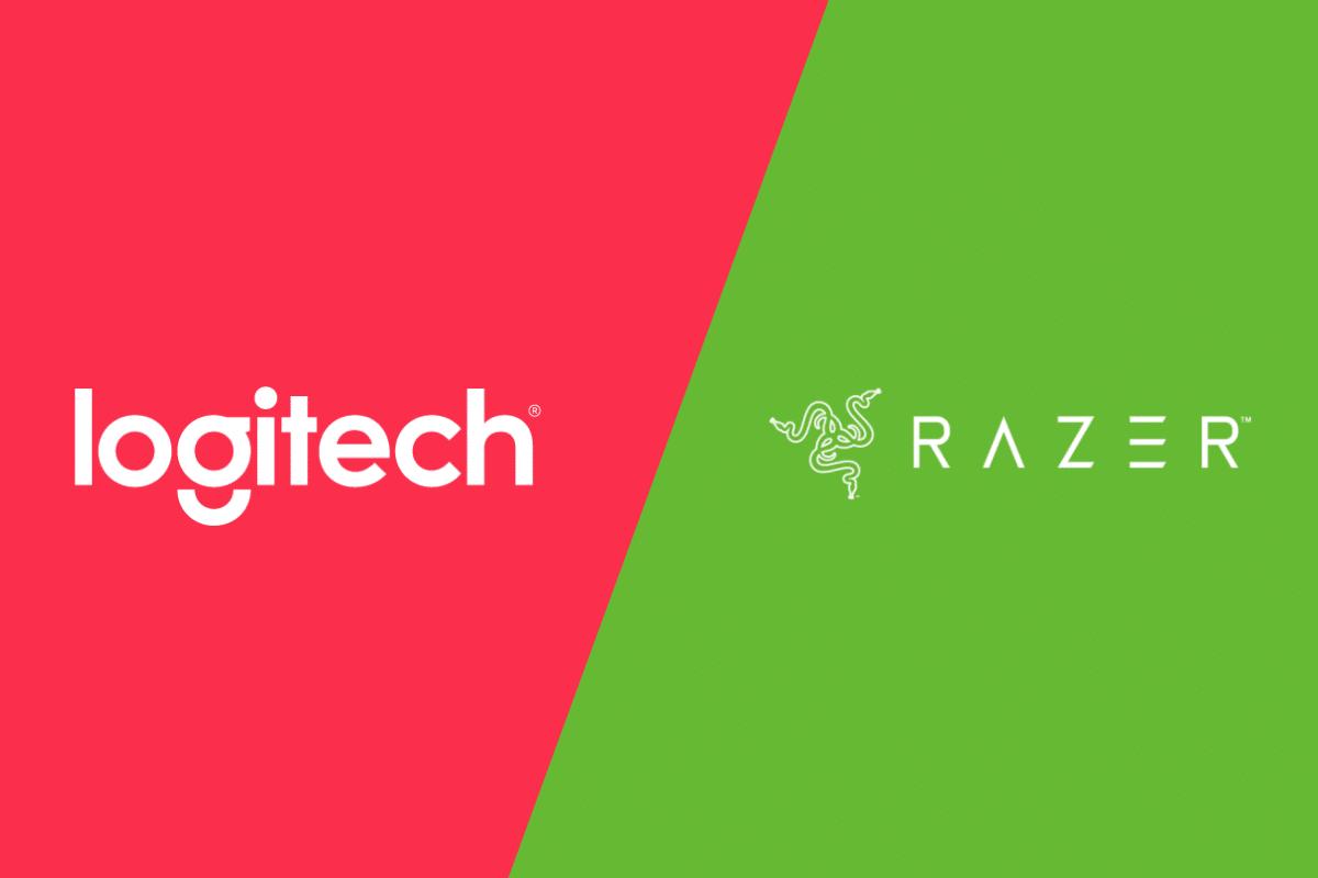 Logitech vs. Razer: Battle of the Gaming Giants