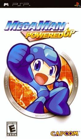 Mega Man Powered Up Box