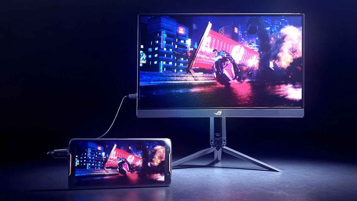 The Best Portable Gaming Monitor and Phone