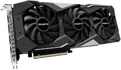 GIGABYTE Radeon RX 5700 XT OC GPU