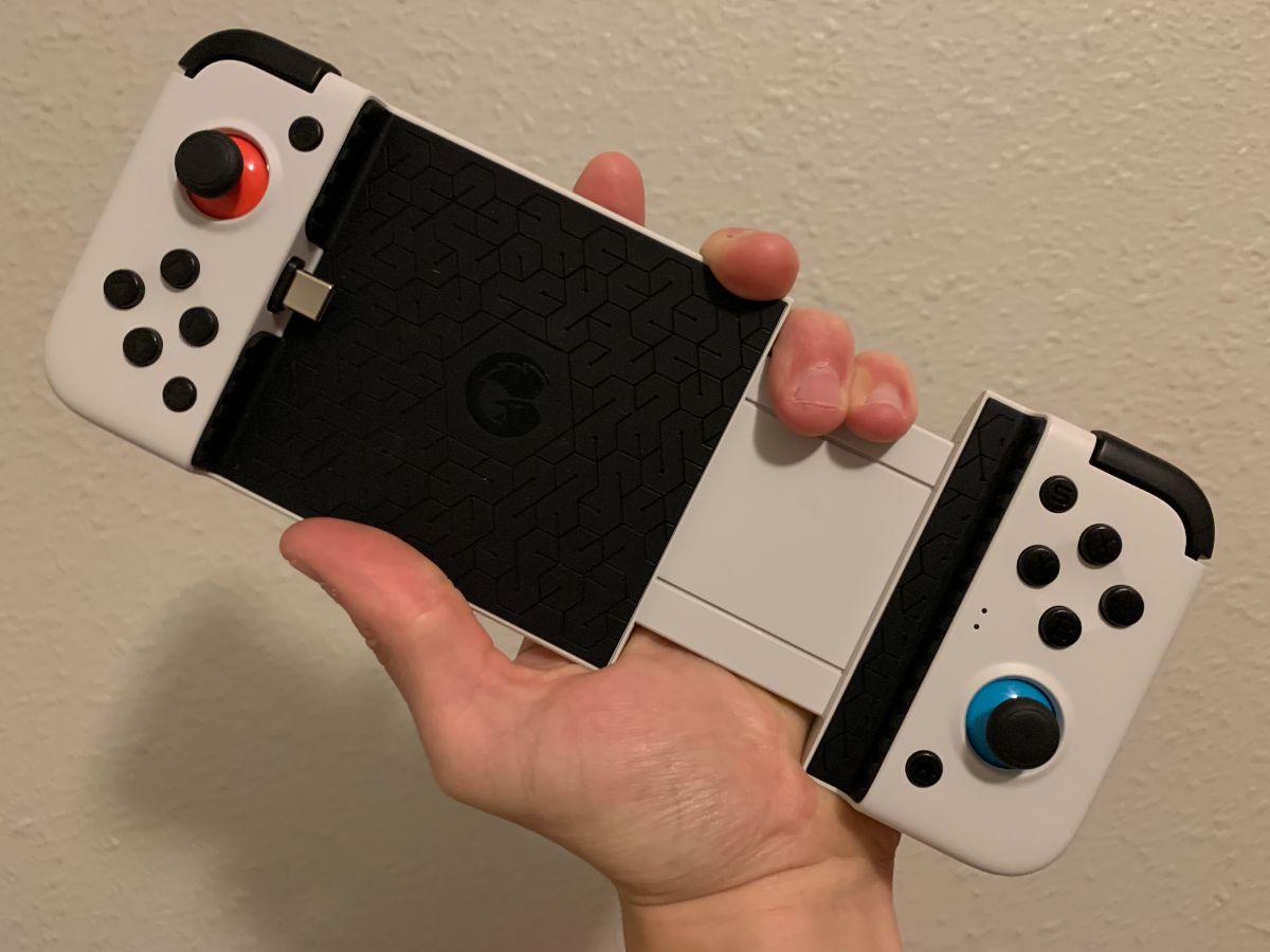 GameSir X2 Mobile Gaming Controller Review