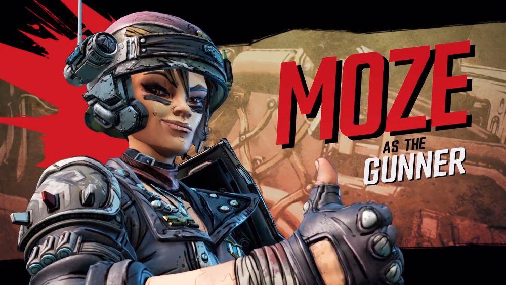 Moze the Gunner