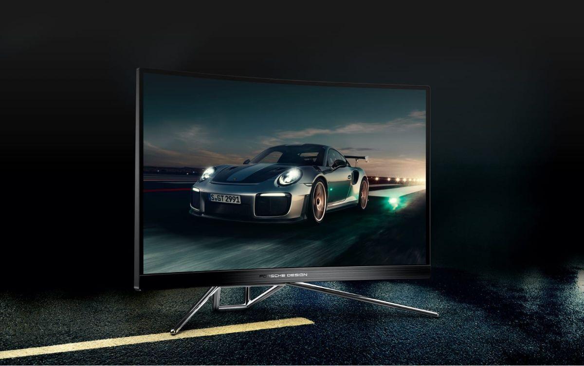 Porsche Design Monitor