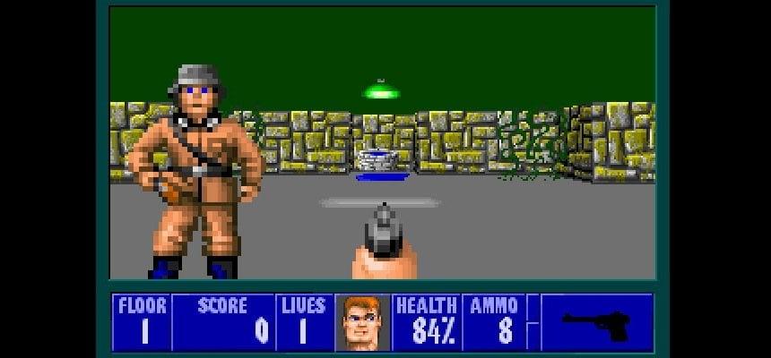 Wolfenstein 3D Spear of Destiny