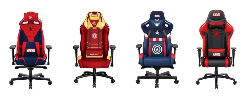 AndaSeat Disney Gaming Chairs