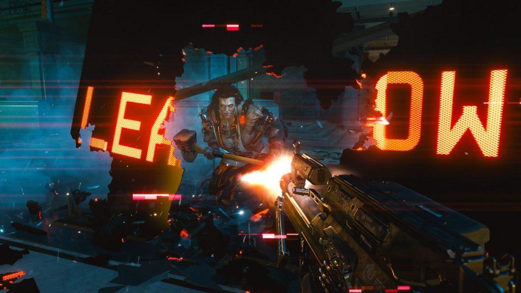 Cyberpunk 2077 Action