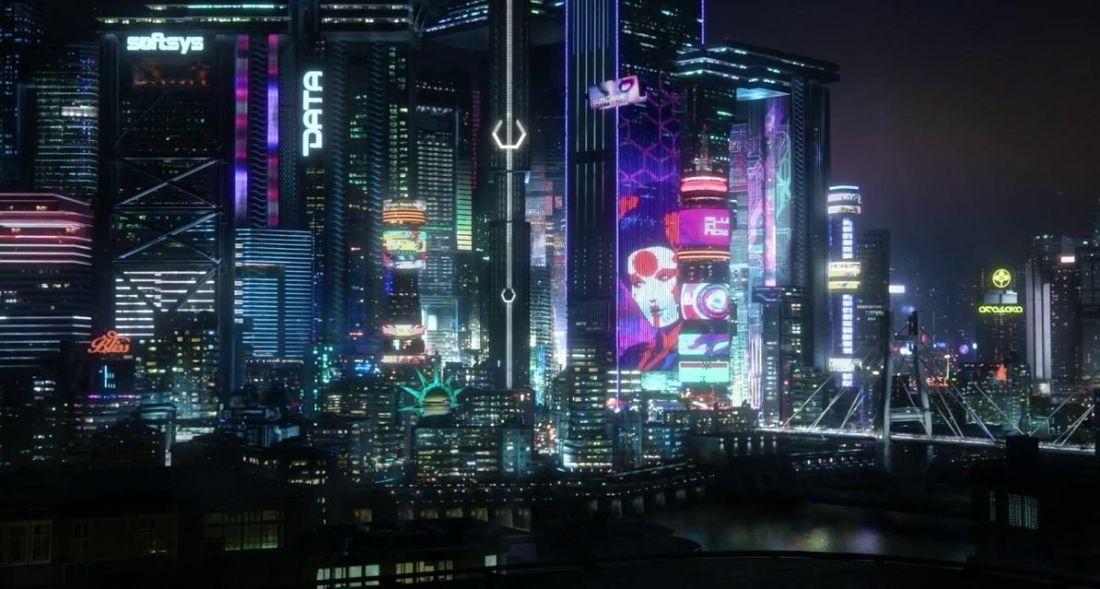 Cyberpunk 2077 Night City