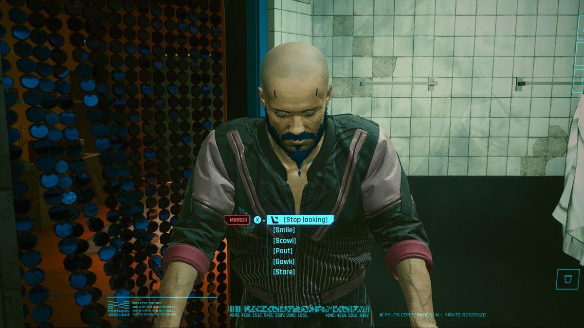 Cyberpunk V