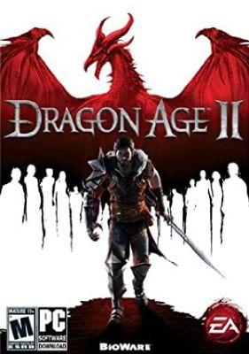 Dragon Age 2 Box