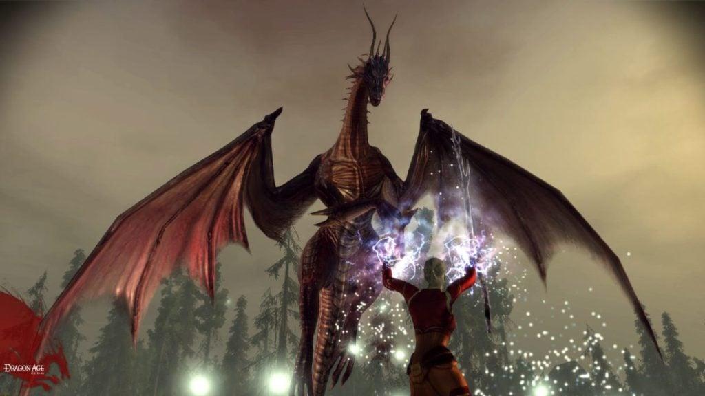 Dragon Age Origins Gameplay