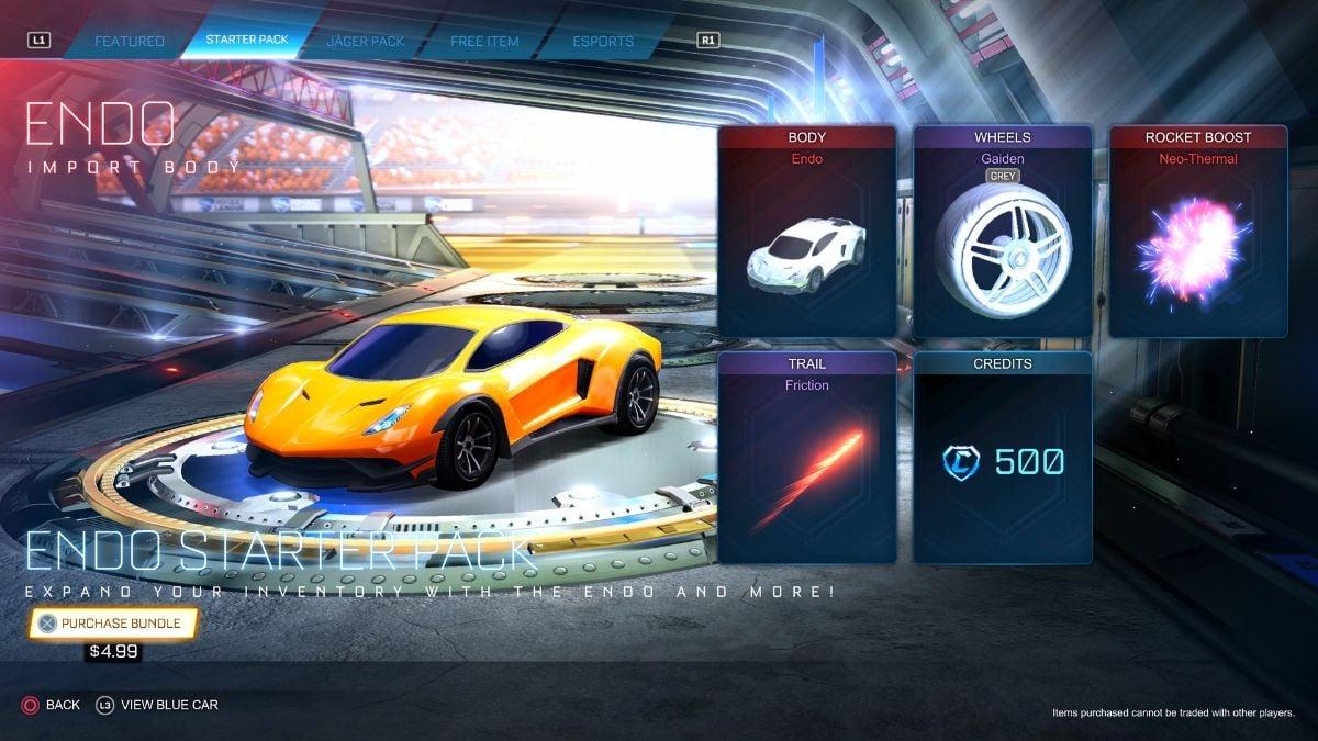 Endo Car