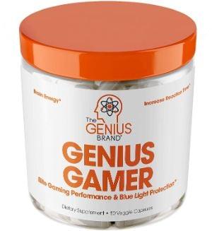 Genius Gamer Elite Gaming Nootropic
