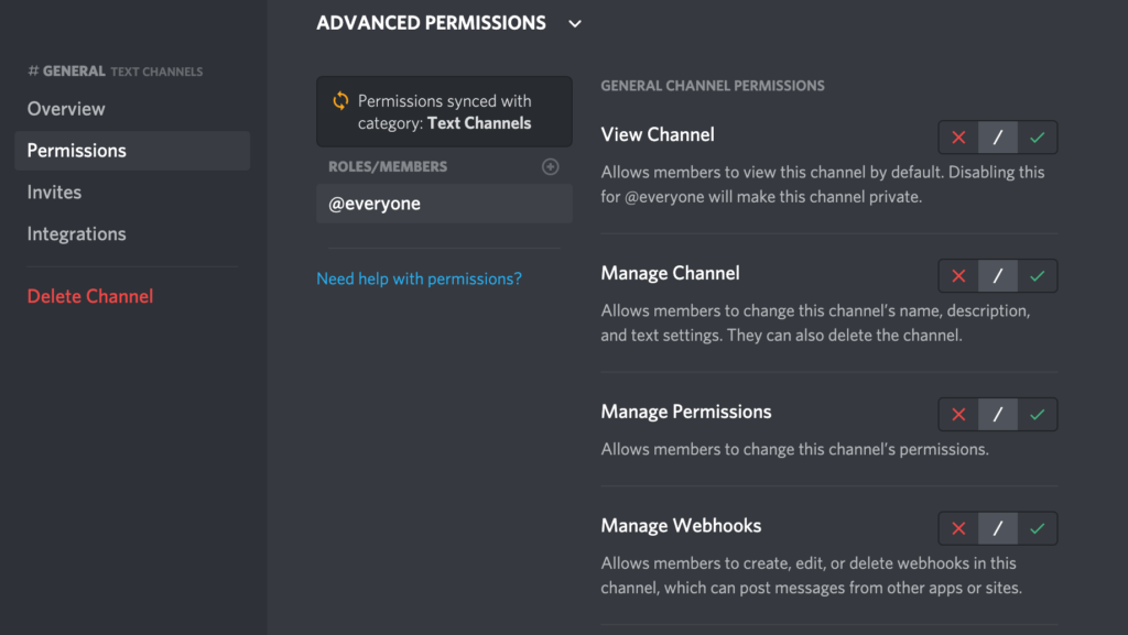 How to Create a Discord Server 03