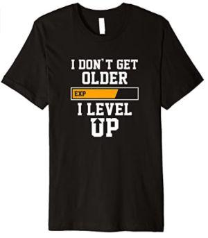 Level Up Gamer Tee