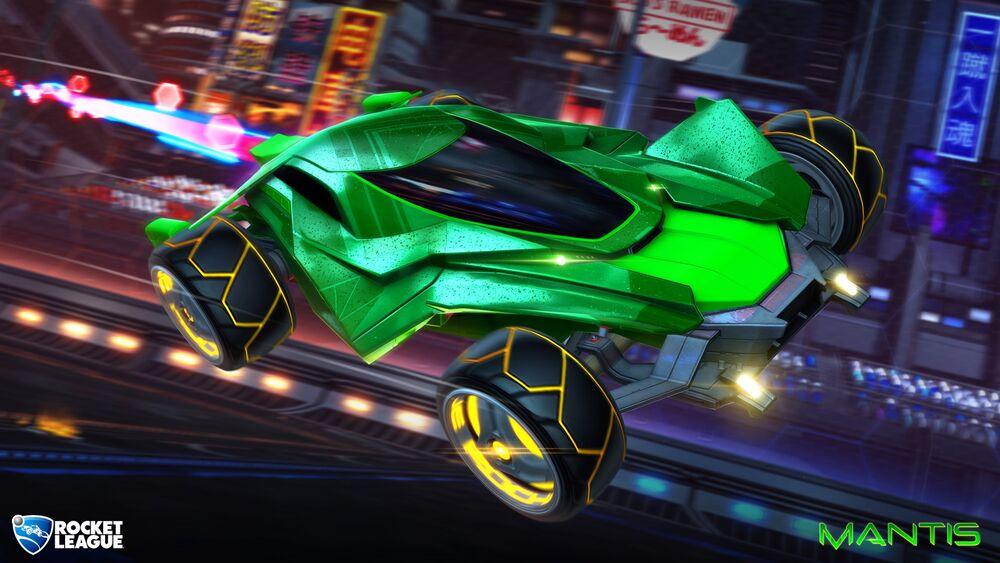 Mantis Car